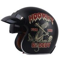 Hot Sale TORC Vintage Motorcycle Helmet Cascos Capacete Moto Open Face Scooter Retro Jet Helmets ECE