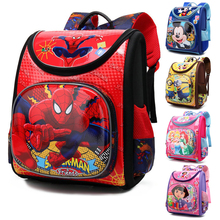 Backpacks EVA Children Primary School Bags Girls Cartoon 3D Backpack School Knapsack Boy Kids Book Bag Mochila Escolar стоимость