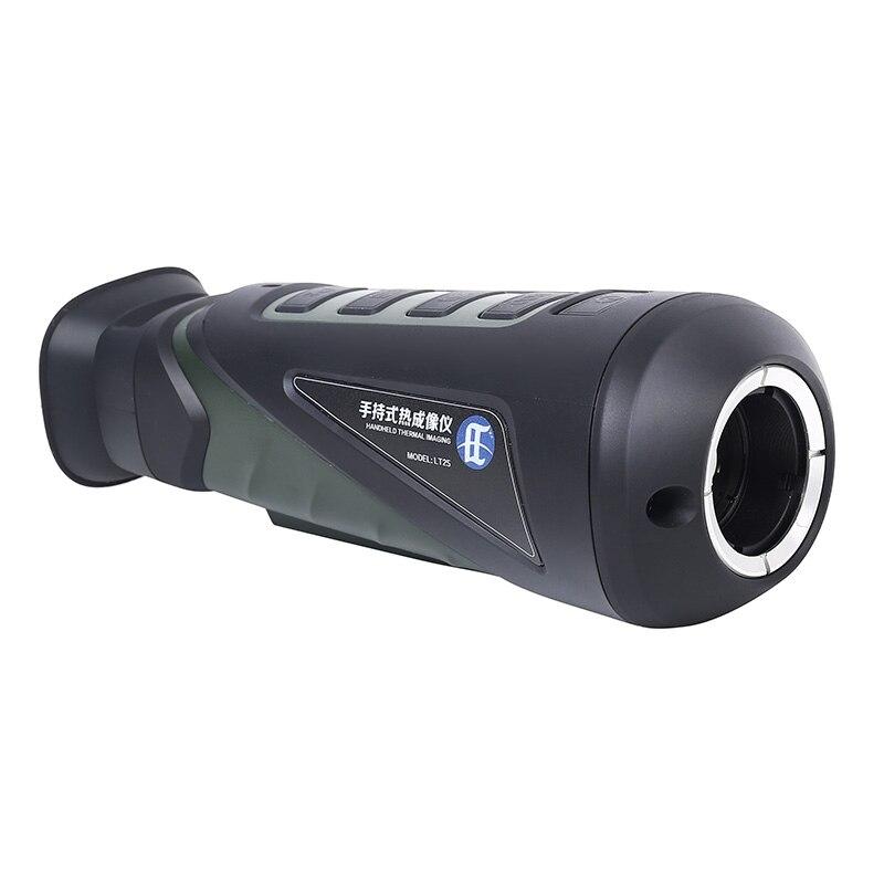 Vision nocturne infrarouge optique d'imagerie thermique de chasse monoculaire avec fonction de télémètre de poursuite de Hotspot - 6