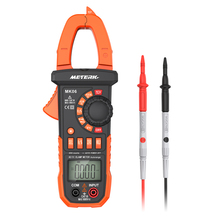 Ammeter AC/DCV ACA Auto Range Measurement of large capacitance NCV Digital clamp meter