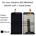 4.5 inch Black LCD Display + Touch Screen Digitizer Assembly Replacement For Asus Zenfone GO ZB452KG X014D