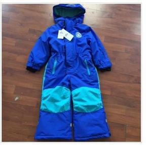 Image 5 - Çocuk sıcak vardır, su geçirmez ve nefes, bir set katı renk tulumlar.