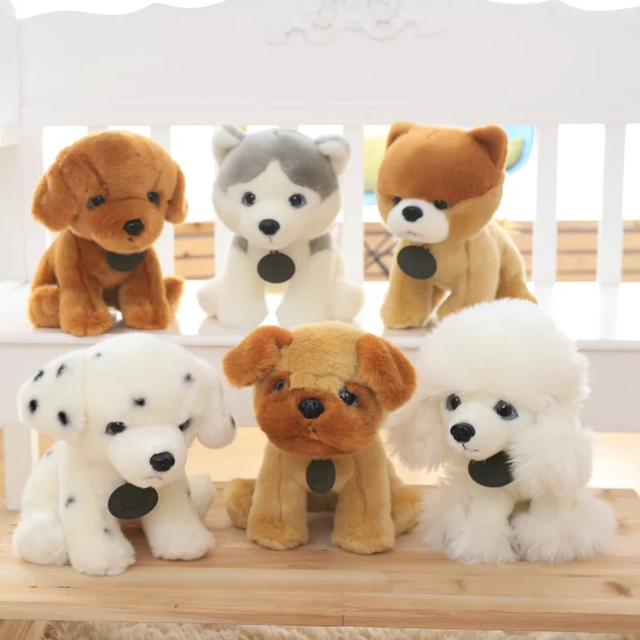 1 pcs 35 cm Meng pet Shiba Inu boneca de brinquedo de pelúcia, simulação Pug cão husky de Pelúcia bonecas de brinquedo, as crianças do brinquedo, presente de aniversário das crianças