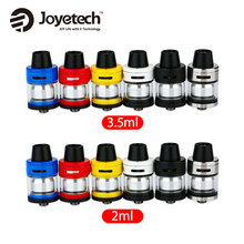 100% Original Joyetech Cubis 2 Atomizer 2ml & 3.5ml Capacity Top Airflow Cubis 2 Tank E-Cigarette with New ProC-BF Series Heads