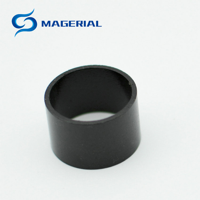 4-120pcs Bonded NdFeB BN8 Diametrically 6 Poles Magnet Ring OD 23x20x15 mm Neodymium Permanent Magnets Black Epoxy Coating Rotor 1 pack diametrically ndfeb magnet ring diameter 9 53x3 18x3 18 mm 3 8 1 8 1 8 tube magnetized neodymium permanent magnets