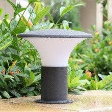 New products for sale outdoor column headlights, waterproof doorway street lights, door pillar headlights