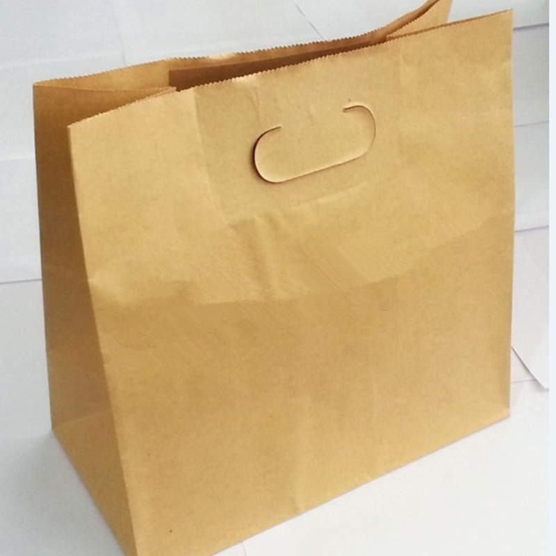 retail paper Pack of 50 paper retail tote shopping bag duro brand white in color plain  with rope handles overall dimensions: width: 16, gusset: 6, height: 12.