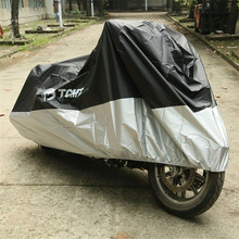 цена на Motorcycle Waterproof Cover For BMW R1150GS Adventure R1200GS Adventure R1200RT VT400 VTX1300 VTX1800 VT750C VT1100C Motorcycle