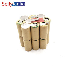 3000mAh for Wurth 24V Ni MH Battery pack CD WA24V 702 300 924 702300924 for self-installation