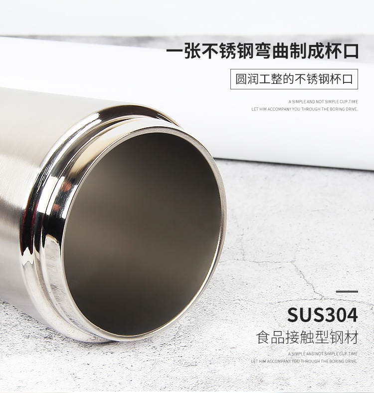 720ML Big Stainless Steel double wall vacuum Insulation shaker thermos Water bottle Protein Powder Shaker Blender Car thermos