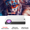 Vivicine Latest M19 Full HD Projector Optional Android 9 0 HDMI USB PC 1080p Home Theater Video Projector Proyector Beamer flash sale