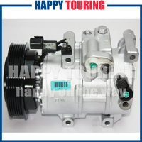 High Quality CAR Air Conditioning Compressor For Hyundai Accent 1.6L Engine 2012 2013 2014 977011R000 97701 1R000