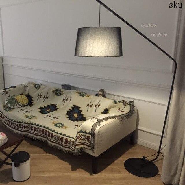 Us 22193 20 Offnordic Lampa Led Podłogowa Oświetlenie żelaza Lampy Podłogowe Salon Sypialnia Oprawa Dekoracji Restauracji U Nas Państwo Lampy