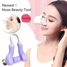 ZD 2pcs/set Nose Up Clips Correction Tool Shaping Straightening Professional Beauty Clip Fashion Massage Tools XN508M