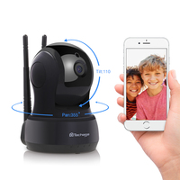 Techage Yoosee 1080P Home Security CCTV Wireless 4G Camera 2mp Two Way Audio Wifi SD Card Baby Monitor Night Vision Surveillance
