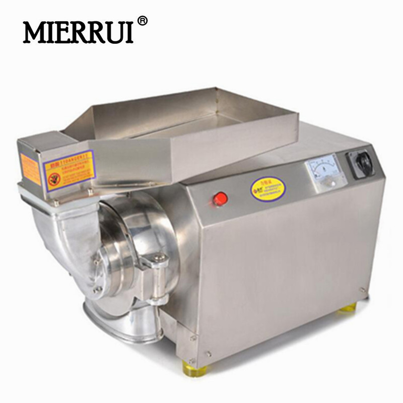 2017 High power herbal medicine pulverizer continuous feed Mills,ultrafine powder machine,Grains grinding machine,Herb Mincers alsgs alb 310 200rpm 450in lb110v 220v horizontal power feed auto power table feed for milling machine x y z axis