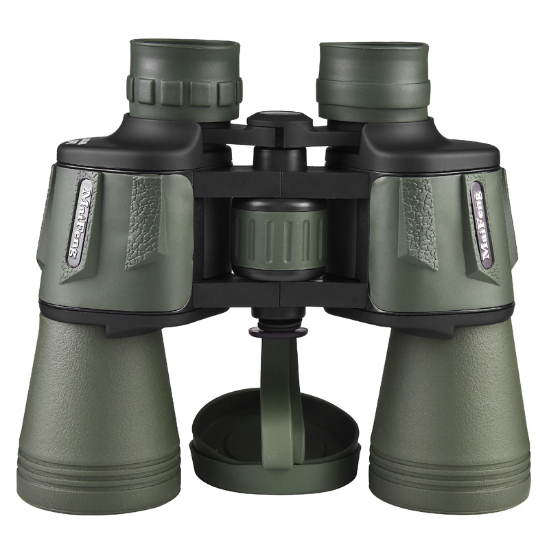 HD <font><b>20x50</b></font> BAK4 Optical Binocular Zoom <font><b>Monocular</b></font> Low Light Waterproof Powerful Telescope for Adults Camping Hiking Hunting Outdoor image