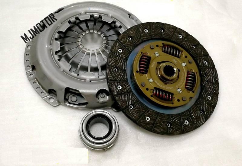 3 pièces/kit plaque de pression d'embrayage/disque d'embrayage/roulement de dégagement pour la brillance chinoise V5 frv 1.5 Auto voiture moteur partie 3101262