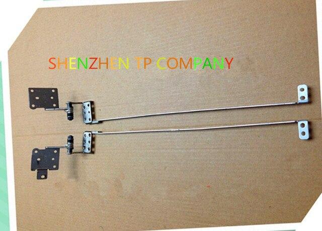 Genuine New Free Shipping For Asus K53 K53SV K53SJ K53B K53E K53S Left Right Screen Lcd Hinges Bracket Set