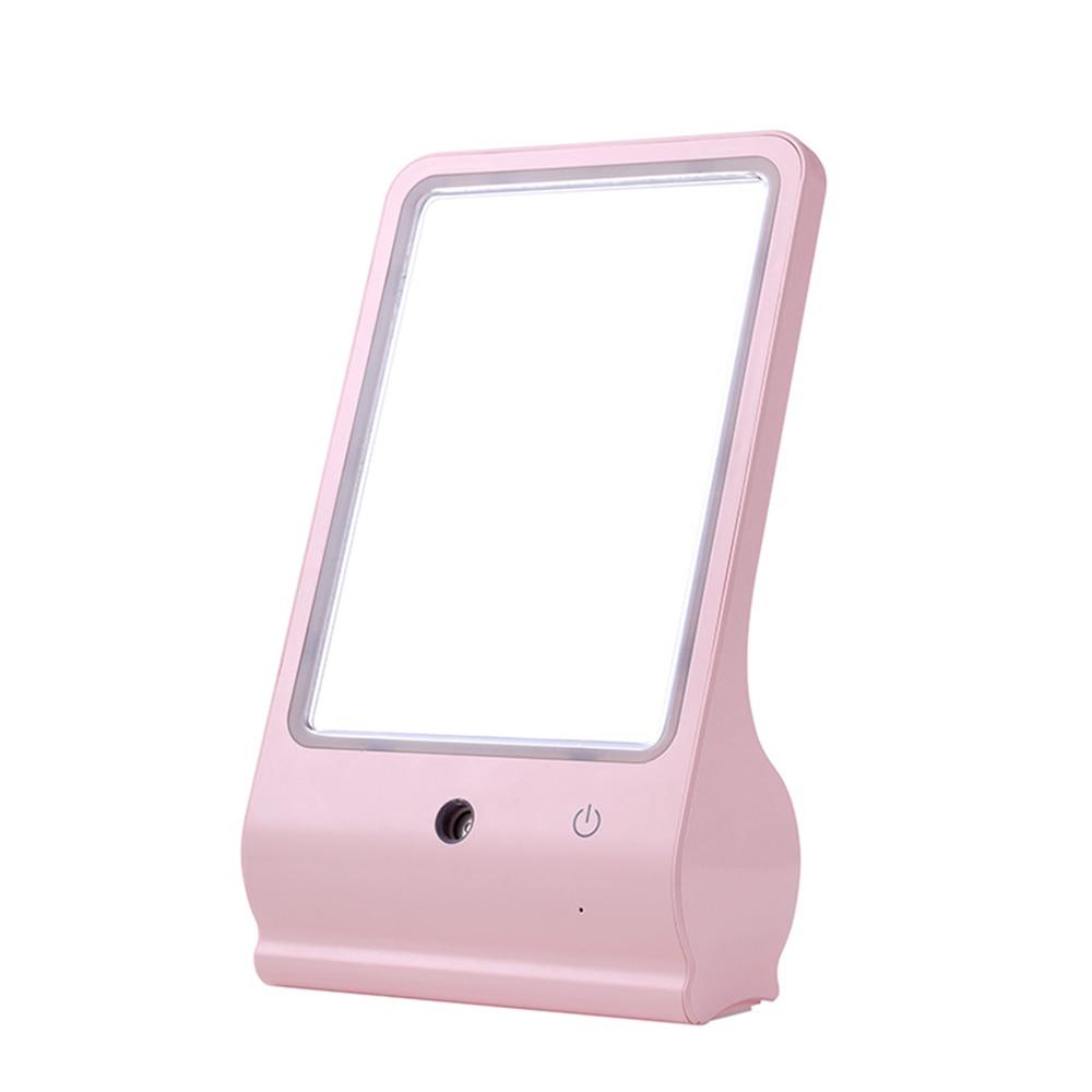 Schönheit & Gesundheit Zuversichtlich Tragbare Usb Led Licht Kosmetische Make-up Spiegel Nano-spray Sprayer Nano Gesichts Feuchtigkeit Dampfer Luftbefeuchter Büro Heimgebrauch