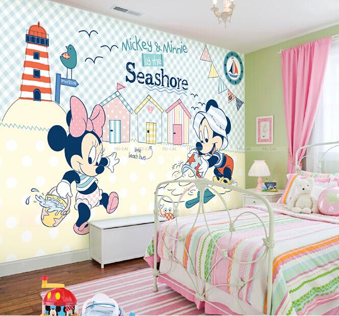 comercio al por mayor d murales de pared para bebs nios habitacin d foto mural dormitorio