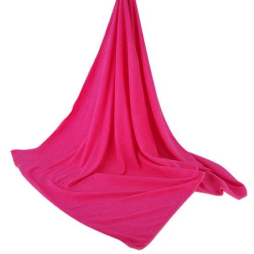 Large Micro Fiber Drying Washcloth Shower Cleaning Travel Beach Bath Towel
