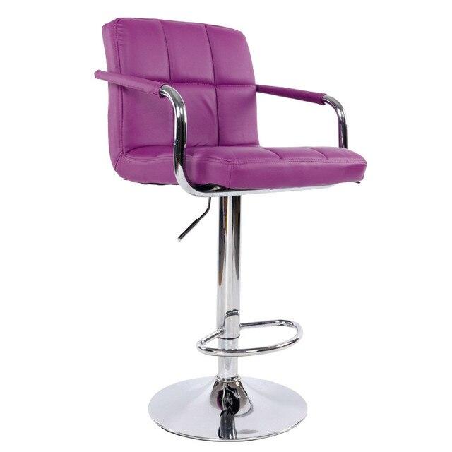 Giratoria de elevación silla giratoria ajustable altura taburete ...