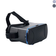 Hot! 2017 Fashion Virtual Reality Head Vedio 3D Glasses for iPhone 6ln for Google Cardboard vr high quality Feb27