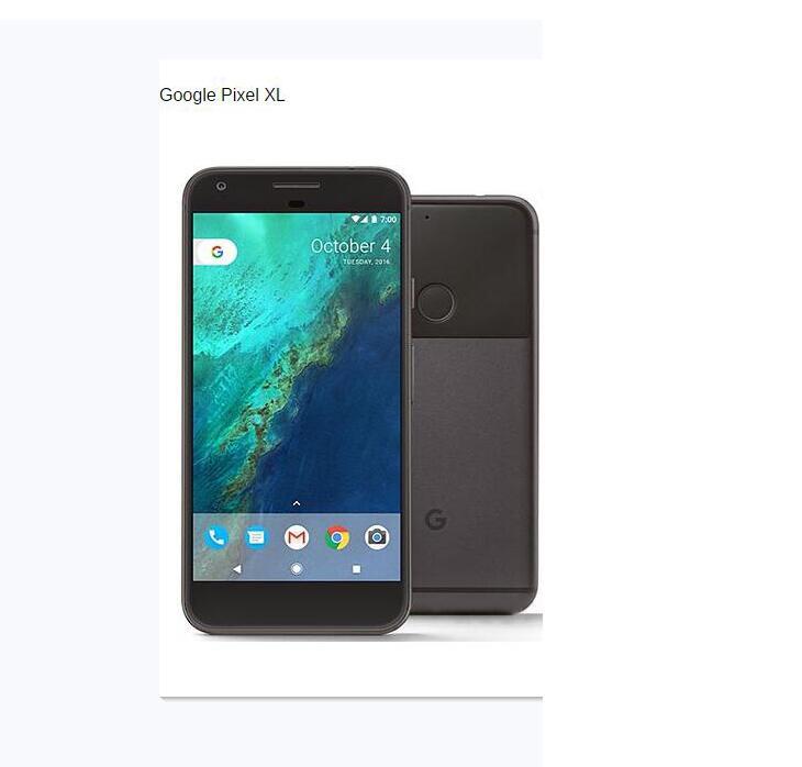 Unlocked Original US version Google Pixel XL Quad Core 4GB RAM 32GB/128GB ROM Smartphone 1440x2560 4G LTE 5.5 inch Mobile Phone