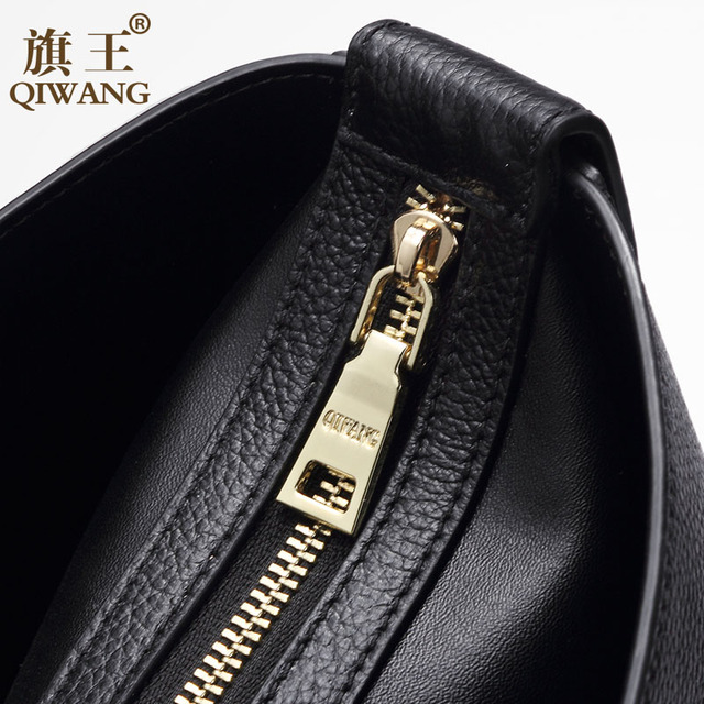 Qiwang Embroidery Shoes Handbag Woman Luxury 2016 Fashion WOMEN Real Leather Bag Paris Set Tote Handbag France Fashion Bag