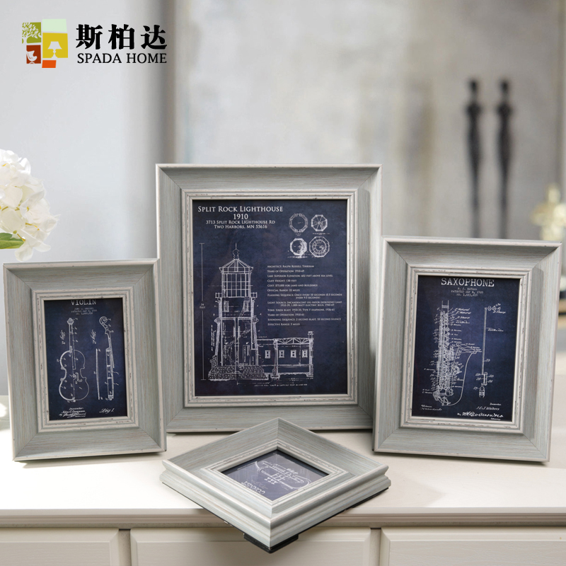online buy wholesale mini photo frame from china mini photo frame wholesalers. Black Bedroom Furniture Sets. Home Design Ideas