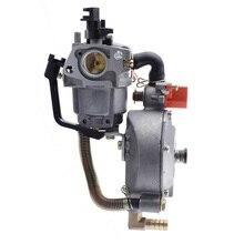 Карбюратор/Карбюратор для Honda GX160 2KW 168F водяной насос двойной топливный генератор бензиновый домашний садовый инструмент Аксессуары