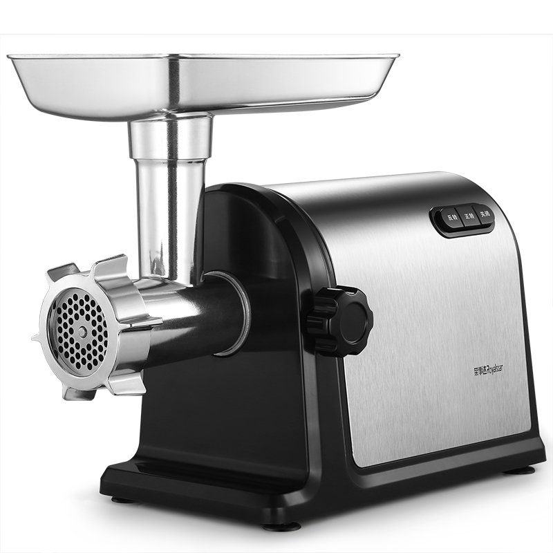 220V Multifunctional Electric Household Meat Grinder Commercial Electric Vegetable Meat Ginger Chili Slicer EU/AU/UK/US