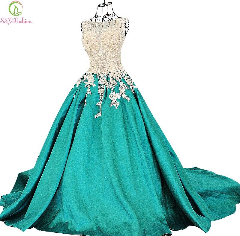 Vestidos de xv color verde jade