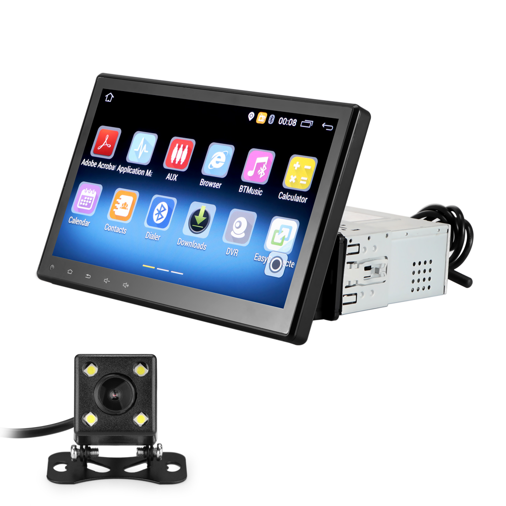 Aliexpress.com : Buy 10.1 Inch 1 DIN Android 5.1 1080P