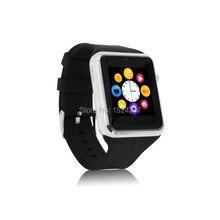 Günstige android bluetooth smartwatch telefon GSM 850/900/1800/1900 fone uhr FM Mp3/4 kamera touchscreen sync sport gesund uhr