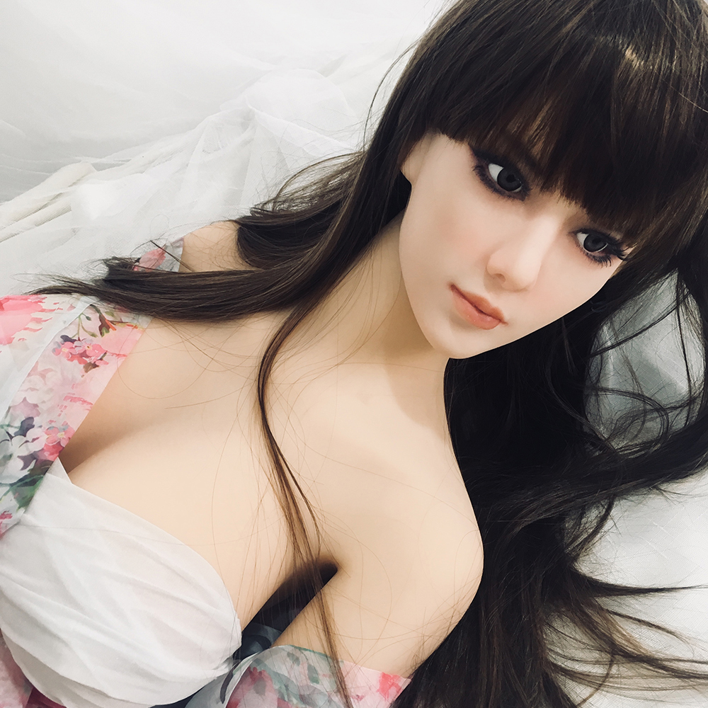 Large Breasts Silicone Real Life Sex Doll For Men Realistic Vagina Anal Love Doll Male TPE Masturbation Oral Sexy Doll 158cm