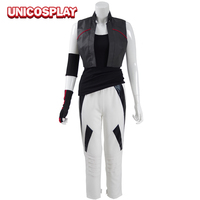 Mirror's Edge Catalyst Faith Connors Cosplay Costume new woman Suits Halloween Christmas roleplay Uniform