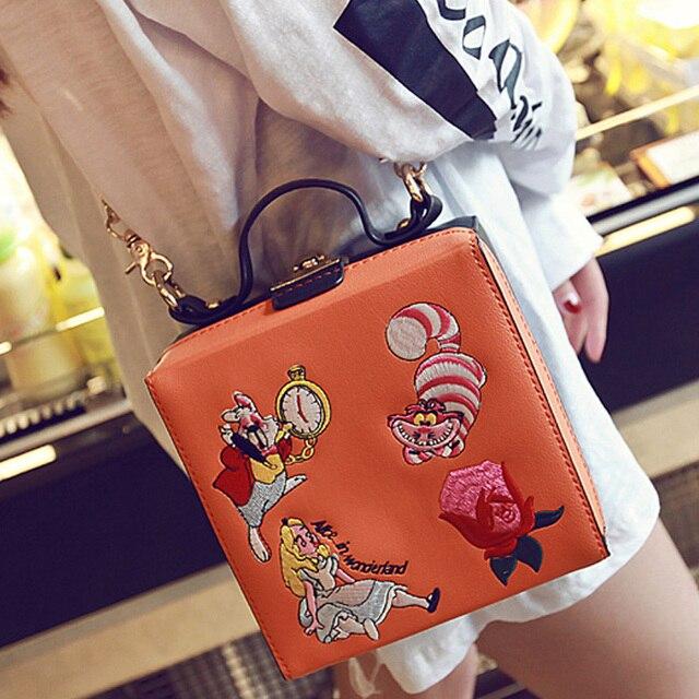 animados bolso de bolsos bolsos de de Bordados de noche lujo dibujos qwAHHE