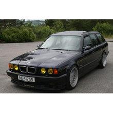 Противотуманная фара, светильник s для BMW e34 Touring 5ser, стоп-сигнал, лампа заднего хода, Лампа переднего и заднего поворота, сигнальный светильник, 2 шт