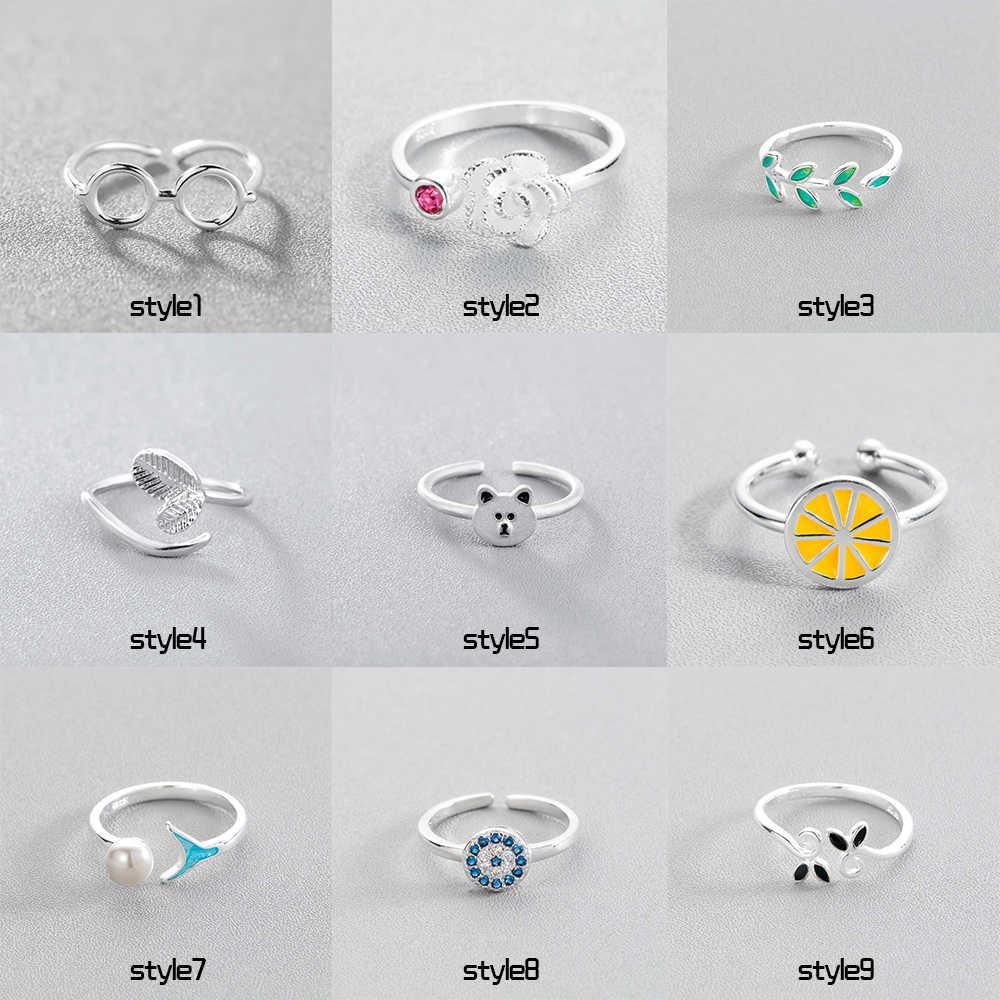 Chereda นิ้วมือแหวนหญิงหญิง Minimal Minimalist เครื่องประดับ CZ คริสตัล Knuckle แหวนชุดสำหรับสาวเลดี้เครื่องประดับ