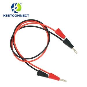 Image 3 - TL090 4mm muz fiş 16AWG test istiflenebilir muz fiş test kablo test uçları