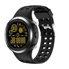 EX32  Smartwatch Man IP68 Waterproof Multi-long Sport Bracelet Bluetooth 4.0 Steps Calorie Distance Record Activity Tracker