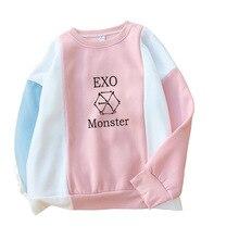 Kpop EXO Monster Sweatshirt