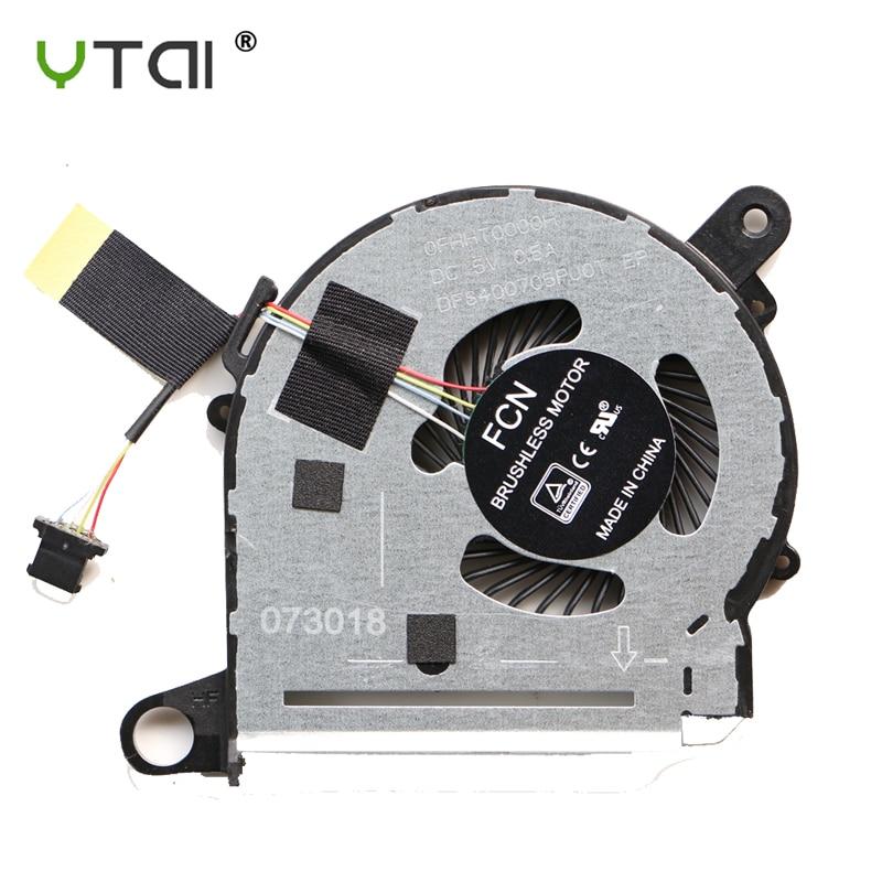 for HP Pavilion X360 13-U M3-U CPU Fan CPU Cooling Fan BONBON13 855966-001