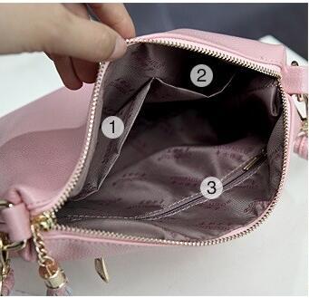Известни марки дизайнерски дамски - Дамски чанти - Снимка 6