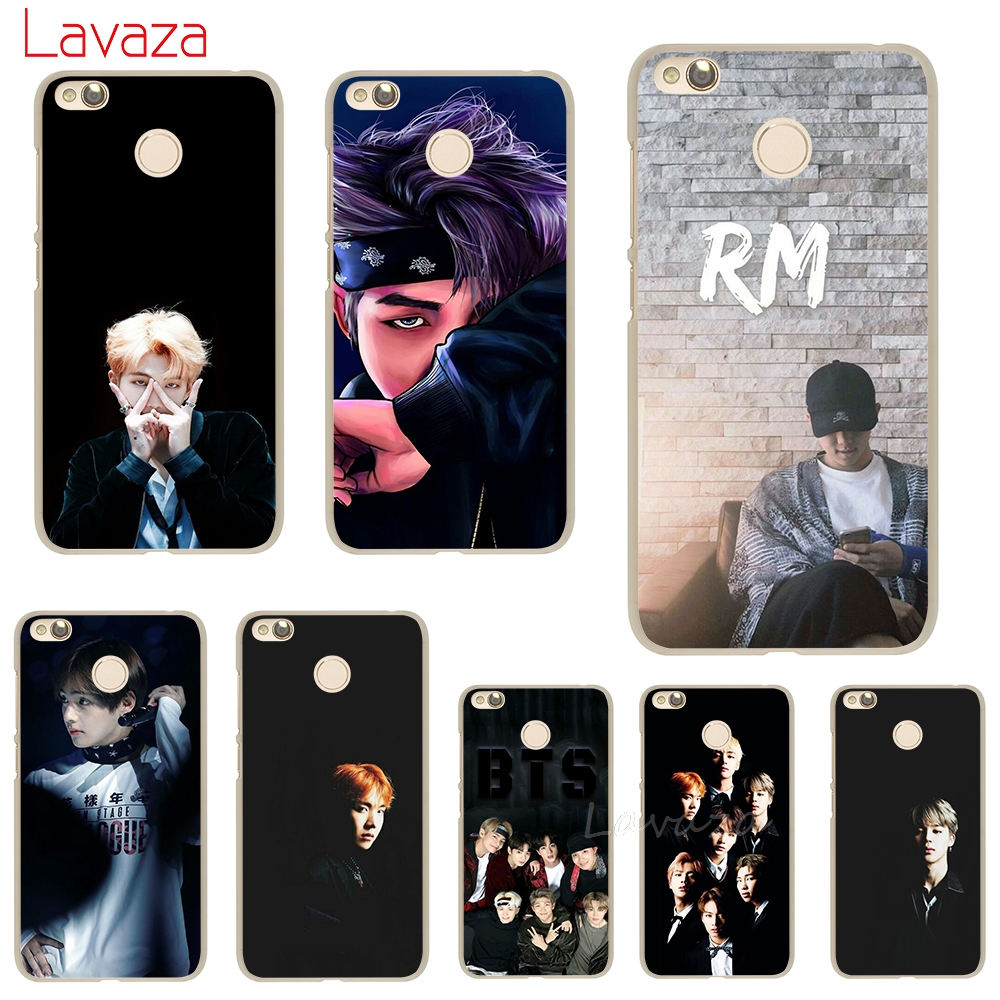 Webbedepp Bts Bangtan Young Forever Phone Case For Xiaomi Redmi 4x Note 5 Pro Hq Matte Lavaza Rm Jin Suga Jimin V 3 3s 4 6