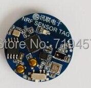 Бесплатная доставка NRF51822 датчик тегов Bluetooth для беспроводной датчик 4.0 BLE модуль