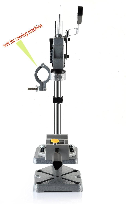AMYAMY W NOWYM stylu Elektryczna Wiertarka stołowa Wiertarka Stojak - Akcesoria do elektronarzędzi - Zdjęcie 2