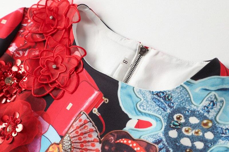 Abito Partito Donne Ps01404 Del 2019 Nuove Europeo Modo Qualità Design Alta Stile Primavera Vestito Lusso Di wFFq0p